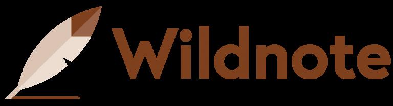 Wildnote App